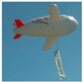 Jual Balon Bentuk Pesawat