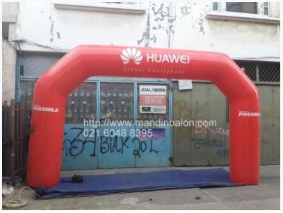 Balon Gate Huawei