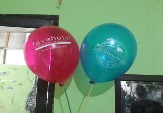 Pemesanan Balon Promosi Untuk Paket Wisata Jogja
