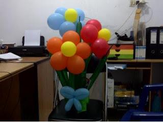 buket balon dekorasi