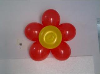 balon bunga 2