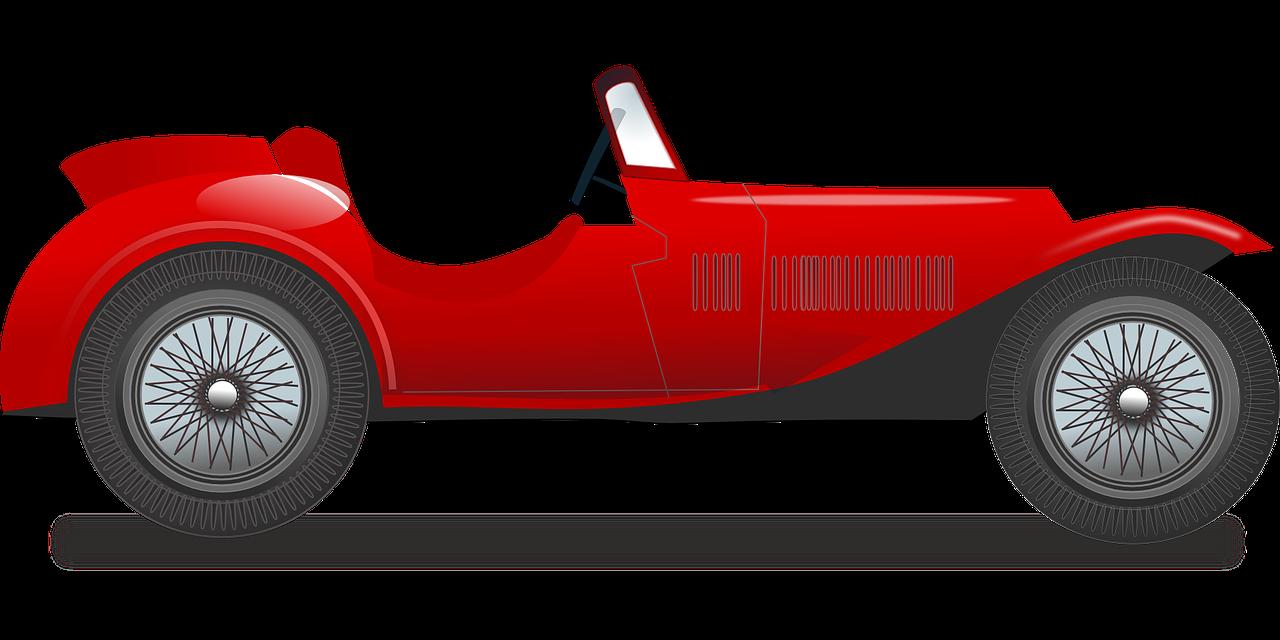 55 Gambar Mobil Kartun Sederhana Terbaik