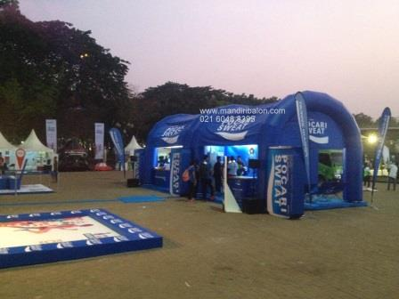 Balon Tenda Pocari Sweat