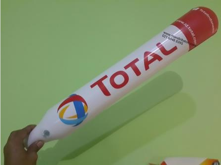 Balon Tepuk Jakarta Yang Berkualitas dengan Logo Total Untuk Event Besar